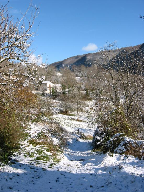 1ères neiges 2008