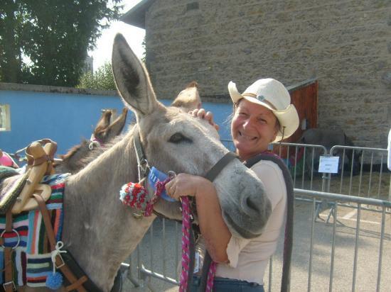 fête de l'âne 2009